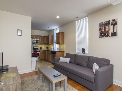 Great Place to stay Fantastic Two Bedroom With Garage Parking Near ART Museum near Philadelphia