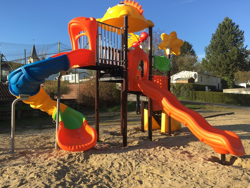 Children's Play Area - Outdoor, Camping la kilienne