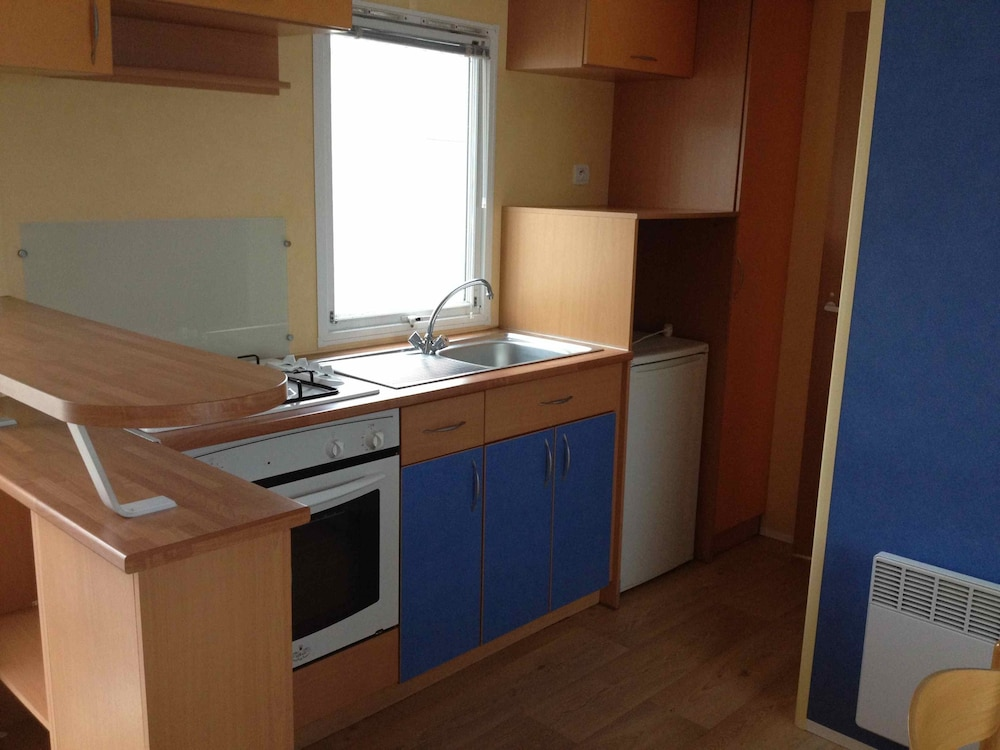 Private Kitchenette, Camping la kilienne