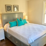 Location!! Chatham 4BR w/2 Masters, Walk to Town/beach/chatham Bars Inn/anglers
