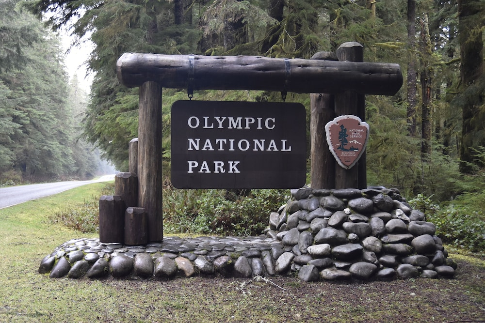 Exterior, Closest to Olympic National Park