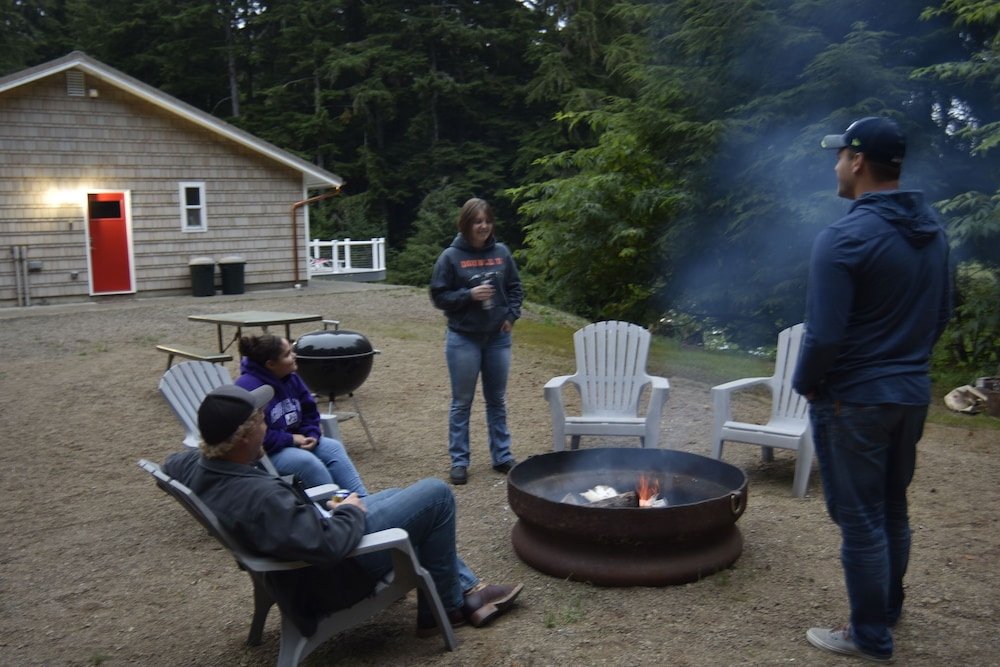 BBQ/Picnic Area, Closest to Olympic National Park