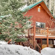 Streamside Chalet 2 Bedrooms 1 Bathroom Cabin