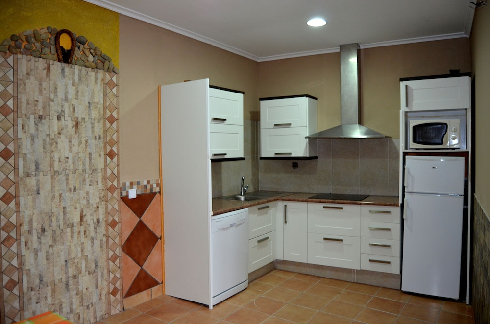 Private Kitchenette, El Mirador de Clavijo