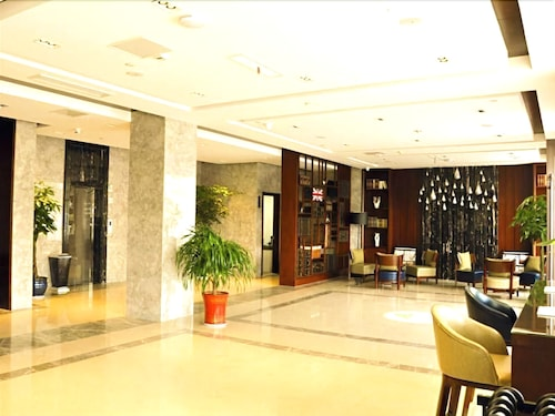 Greentree Guoqing Middle Rd Business Hotel