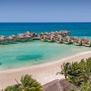 Palafitos Overwater Bungalows - All Inclusive at El Dorado Maroma - Adults Only