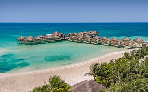 Palafitos Overwater Bungalows at El Dorado Maroma, Gourmet All Inclusive by Karisma