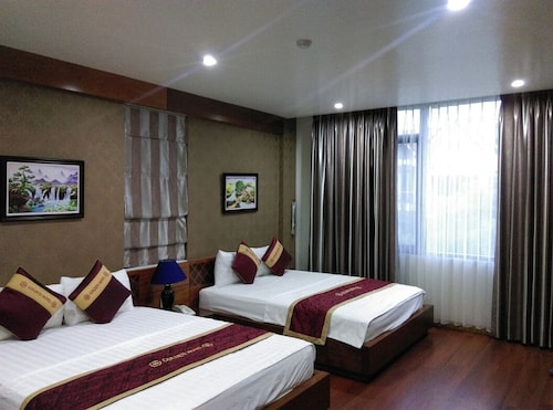 Golden Thai Binh Hotel