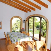 House With 3 Bedrooms in Jávea, With Wonderful Mountain View, Enclosed Garden and Wifi - 4 km From the Beach