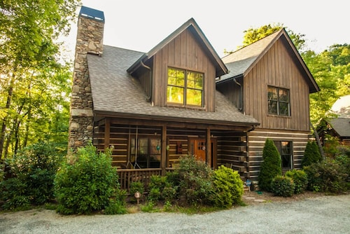 Check Expedia for Availability of Look Winter Rates - Wildflower Cabin 3 - Relax in Luxury - Pool Table -