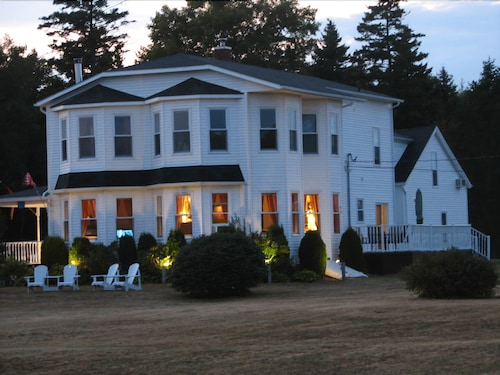 Check Expedia for Availability of The Parrsboro Mansion Inn / Tuscany Suite