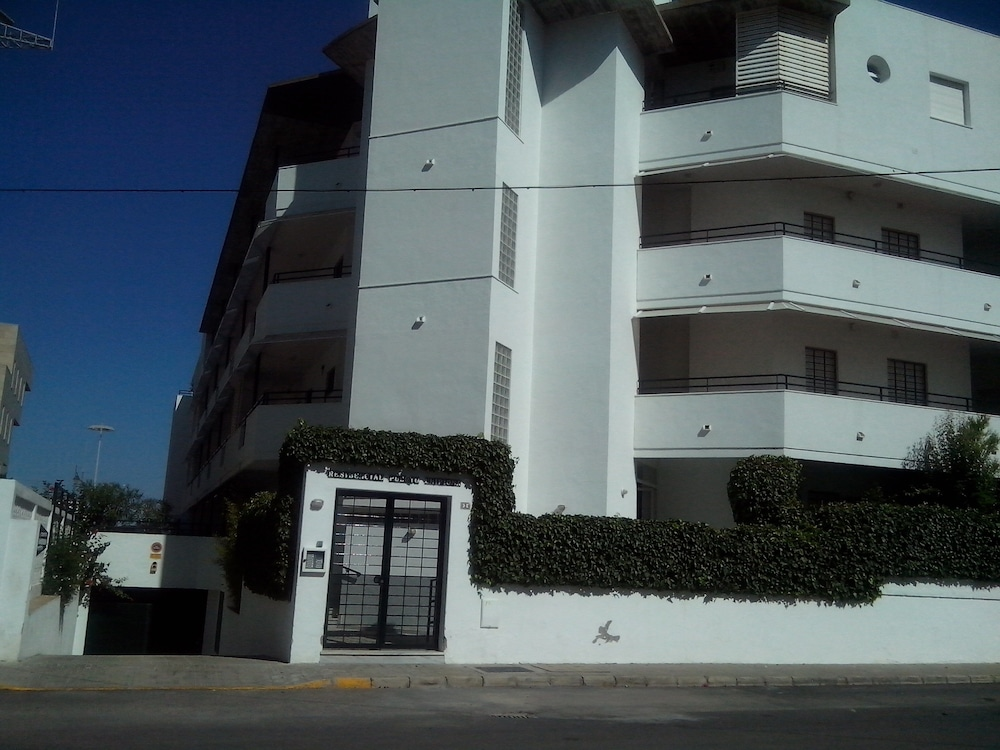Exterior, Apartment with 2 bedrooms only 150 meters from the beach