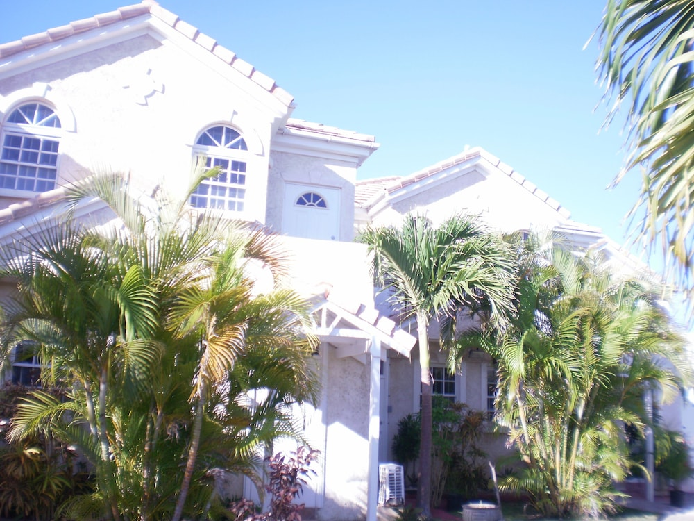 Exterior, Barbados villa near beach -- the view,2 pools, WiFi, daily staff