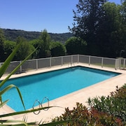 Villa Provençale Swimming Pool in a Quiet Area 10 Minutes From Cannes