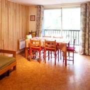 Apartment With 2 Bedrooms in Vignec, With Furnished Terrace - 750 m From the Slopes