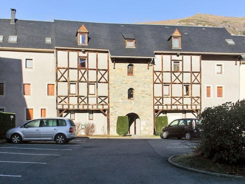 Lovely Apartment in Saint-lary With 2 Bedrooms and Private Balcony - Minutes From Slopes