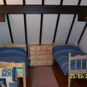 Chalet With 3 Bedrooms in Ste Marie de Campan, With Wonderful Mountain View, Furnished Garden and Wifi