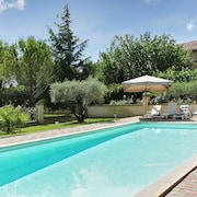 Villa With 4 Bedrooms in Althen-des-paluds, With Private Pool, Terrace and Wifi - 42 km From the Slopes