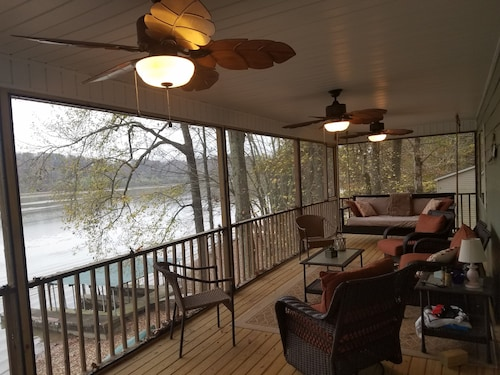 Check Expedia for Availability of Beautiful Wheeler Lake Home In Quiet Community