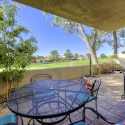 Spacious 2 Bedroom Condo Right On The Biltmore Links Golf Course