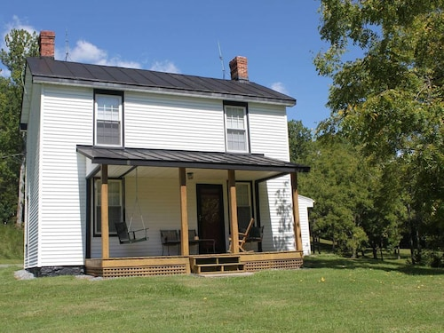Check Expedia for Availability of Linwood Home -1800's Secluded Farmhouse Located at the Base of Garr Mountain