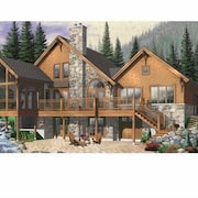 Rustic Elegance in a Custom Designed Luxury Mountain Home - Great Location