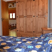 House With 2 Bedrooms in Montalbán, Teruel, With Wonderful Mountain View and Enclosed Garden