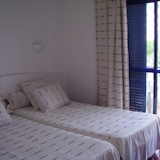 Appartment With one Room in Alvor, With Private Pool, Furnished Terrace and Balcony