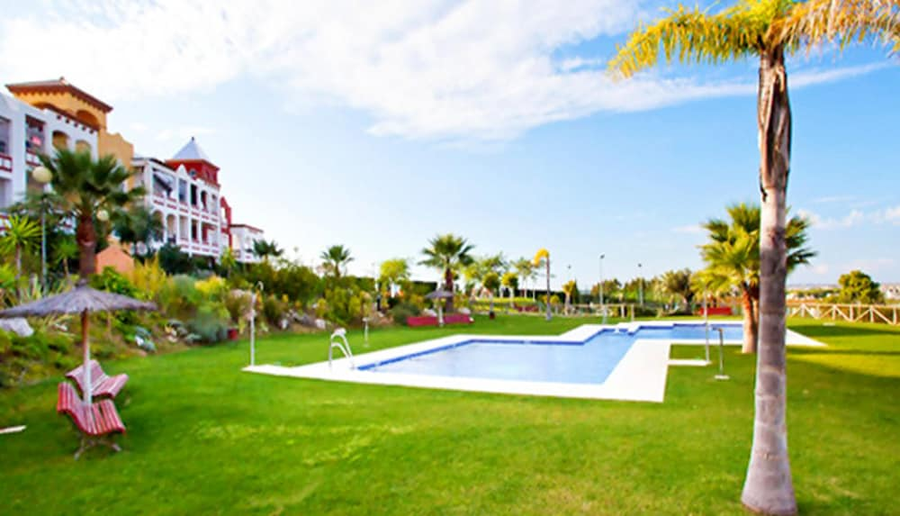 Featured Image, Apartment With 2 Bedrooms in Sanlucar de Barrameda, With Wonderful sea View, Shared Pool, Enclosed Garden - 300 m From the Slopes