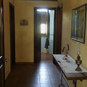 House With 5 Bedrooms in Sciacca, With Wonderful sea View and Furnished Garden - 1 km From the Beach