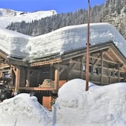 Chalet With 5 Rooms in Montriond, With Wonderful Mountain View, Furnished Terrace and Wifi - 100 m From the Slopes