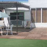 House With 3 Rooms in Aljezur, With Wonderful Mountain View and Furnished Terrace - 200 m From the Beach