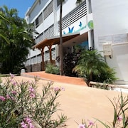 Apartment With one Bedroom in Le Gosier, With Furnished Balcony and Wifi
