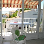 House With 3 Bedrooms in Royan, With Wonderful sea View and Enclosed Garden - 100 m From the Beach
