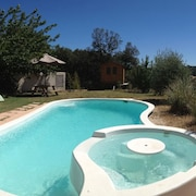 Villa With 5 Bedrooms in La Capelle-et-masmolène, With Private Pool, Enclosed Garden and Wifi