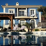 House With 4 Bedrooms in Aspe, Billiards, Chess, Bar, Cinema Room, and Private Pool - 20 km From the Beach