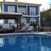 Chalet With 4 Bedrooms in Aspe, With Wonderful Mountain View, Private Pool, Terrace - 20 km From the Beach