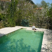 House With 2 Bedrooms in Fondamente, With Wonderful Mountain View, Private Pool and Furnished Garden