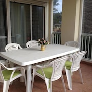 Apartment With 2 Bedrooms in Calvi, With Furnished Garden - 50 m From the Beach