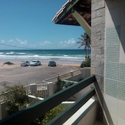 House With 2 Bedrooms in Salvador, With Wonderful sea View, Pool Access, Enclosed Garden - 50 m From the Beach