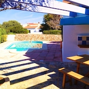 Enchanting Getaway in Ciutadella de Menorca w/ Private Pool, 500m From Beach