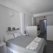 Studio in Aliki, With Wonderful sea View, Furnished Terrace and Wifi