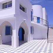 House With 3 Bedrooms in Djerba Midoun, With Terrace and Wifi - 800 m From the Beach