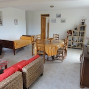 Apartment With 2 Rooms in Capesterre de Marie Galante, With Wonderful Mountain View, Garden and Wifi