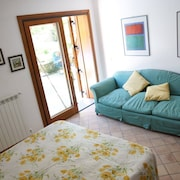 Apartment With 2 Rooms in Barbarano Romano, With Enclosed Garden and Wifi - 30 km From the Beach