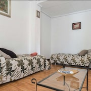 Apartment With 3 Bedrooms in València, With Wonderful sea View, Furnished Terrace and Wifi - 500 m From the Beach