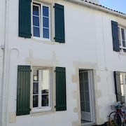 House With 2 Bedrooms in Sainte-marie-de-ré - 300 m From the Beach