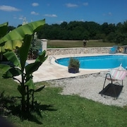 House With 3 Bedrooms in Bosset, With Pool Access, Furnished Terrace and Wifi