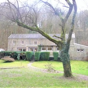 Charming Stone House Located in the Most Beautiful Village of Ardennes With Tiled Terrace and Wifi!