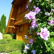House With 3 Bedrooms in Gornja Voća, With Wonderful Mountain View, Enclosed Garden and Wifi